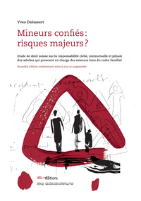 Livre numérique Mineurs confiés: risques majeurs?