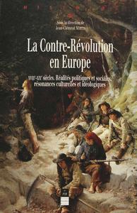 Livre numérique La Contre-Révolution en Europe