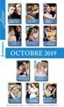 Livre numérique 11 romans Azur (n°4136 à 4146 - Octobre 2019)