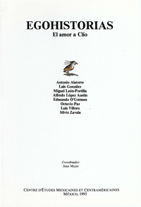 Electronic book Egohistorias
