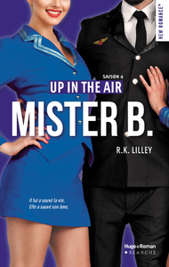 Livre numérique Up in the air Saison 4 Mister B. -Extrait offert-