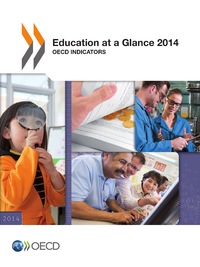 Electronic book Education at a Glance 2014