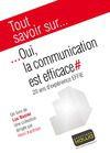 Livre numérique oui, la communication est efficace