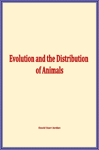 Electronic book Evolution and the Distribution of Animals