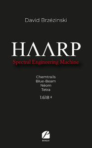 Livre numérique Haarp