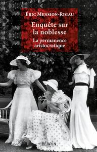 Electronic book Enquête sur la noblesse