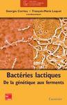 Livre numérique Bactéries lactiques. De la génétique aux ferments