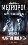 Livre numérique Metropol - Episode 4 Corps à corps