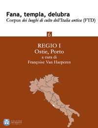 Livre numérique Fana, templa, delubra. Corpus dei luoghi di culto dell'Italia antica (FTD) - 6