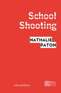 Livre numérique School Shooting