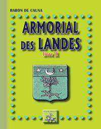 Electronic book Armorial des Landes (Livre 2)