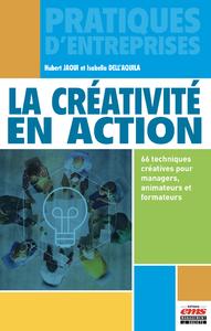 Livre numérique La créativité en action