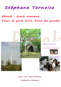Electronic book Ebook : trois romans pour le prix d'un livre de poche