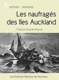 Livre numérique Les naufragés des îles Auckland
