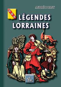 Livre numérique Légendes lorraines