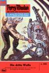 Livre numérique Perry Rhodan 285: Die dritte Waffe