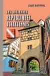 Livre numérique Les anciennes Républiques alsaciennes