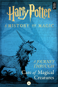 Electronic book A Journey Through Care of Magical Creatures