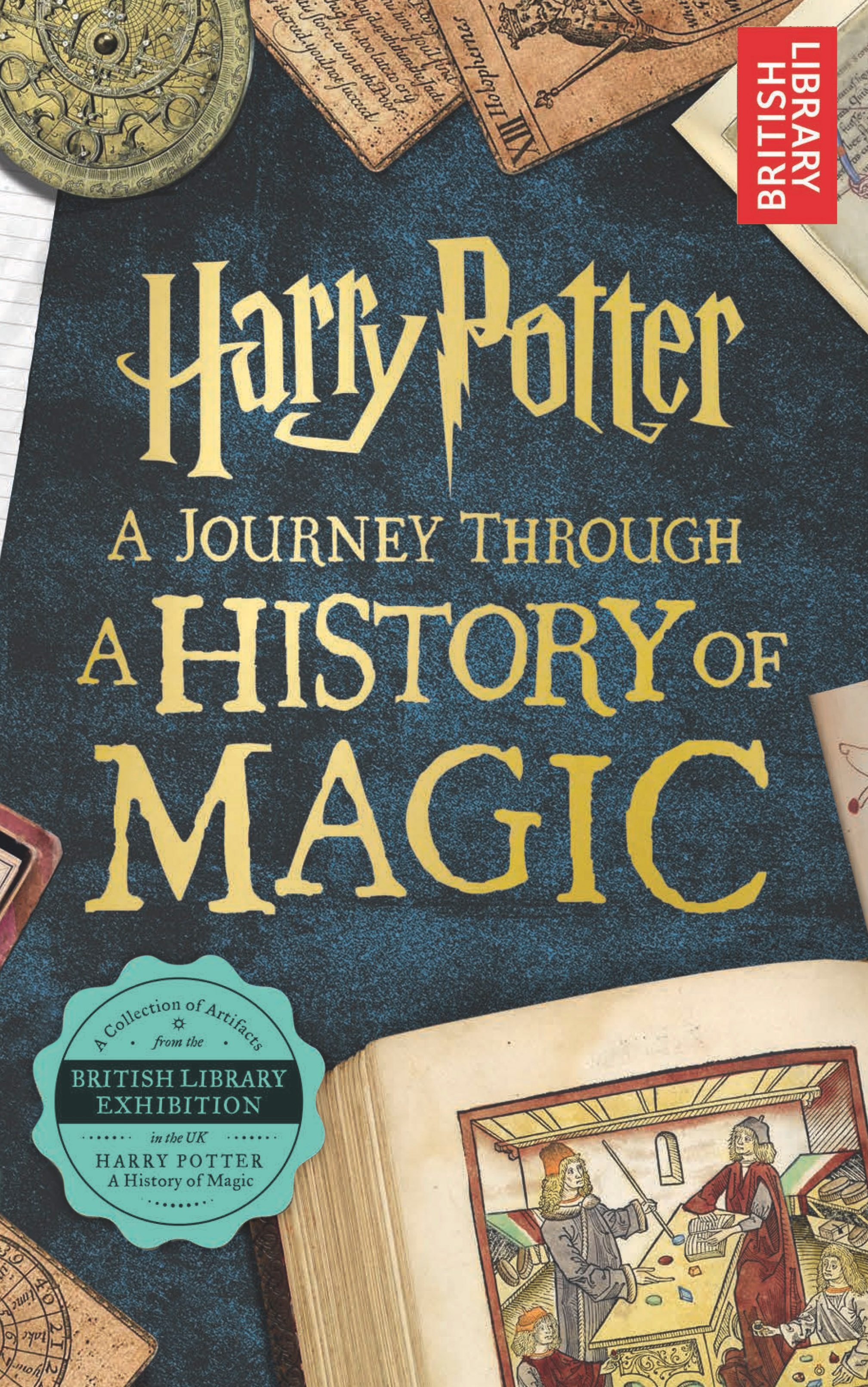 Ebook Harry Potter A Journey Through A History Of Magic