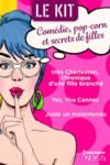 Livre numérique Spécial comédie - 3 romans