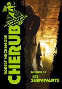 Livre numérique Cherub (Mission 5) - Les Survivants