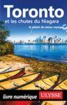 Livre numérique Toronto et les chutes du Niagara