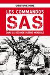 Livre numérique Les commandos SAS dans la Seconde Guerre mondiale