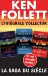 Livre numérique L'Intégrale collector Ken Follett - La saga du Siècle