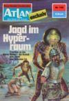 Livre numérique Atlan 138: Jagd im Hyperraum
