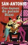 Livre numérique Ces dames du palais Rizzi