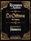 Livre numérique Resumen y Analisis: La Odisea (The Odyssey) - Basado En El Libro De Homero
