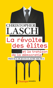 E-Book La révolte des élites