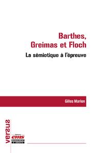 Livre numérique La sémiotique à l'épreuve : Barthes, Greimas et Floch
