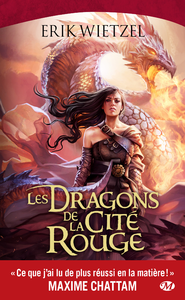 Livre numérique Les Dragons de la cité rouge