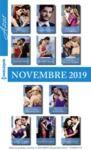 Livre numérique Pack mensuel Azur : 11 romans (Novembre 2019)