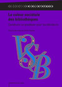 Livre numérique La valeur sociétale des bibliothèques