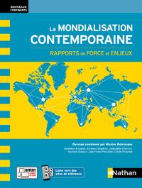 Livre numérique La Mondialisation Contemporaine - Rapports de force et enjeux - Prépas ECG - EPUB 2021