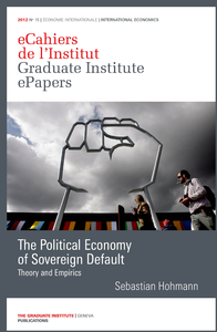 Electronic book The Political Economy of Sovereign Default