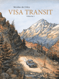 E-Book Visa Transit (Volume 1)