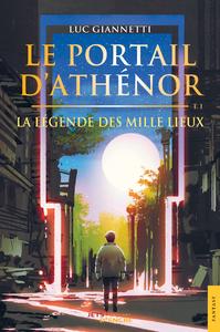 Livre numérique Le Portail d'Athénor