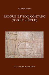 Livre numérique Padoue et son contado (Xe-XIIIesiècle)