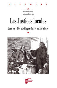 Electronic book Les justices locales