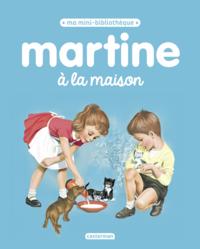 Livro digital Ma mini bibliothèque Martine - Martine à la maison