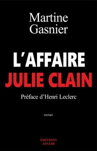 Livre numérique L'Affaire Julie Clain
