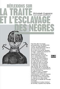 Livre numérique Réflexions sur la traite et l'esclavage des nègres