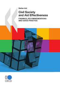 Electronic book Civil Society and Aid Effectiveness