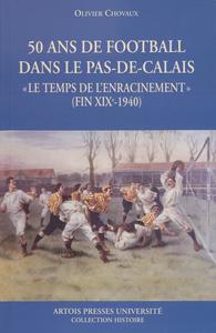 Livre numérique 50ans de football dans le Pas-de-Calais