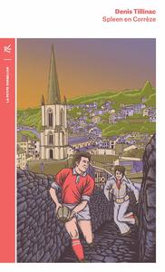 Livro digital Spleen en Corrèze