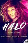 Electronic book Halo