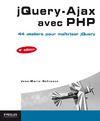 Livre numérique jQuery-Ajax avec PHP